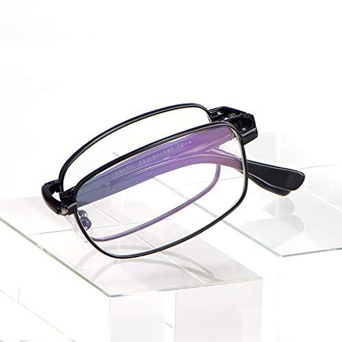 Gafas De Lectura, Ultra-Light Titanio Puro Anti-Blue Reader,