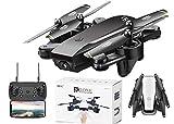 Sunzita Camera Drone Remote Control Camera Drone with Wifi RC Camera Drone Wifi enabled Camera Drone Black Colour