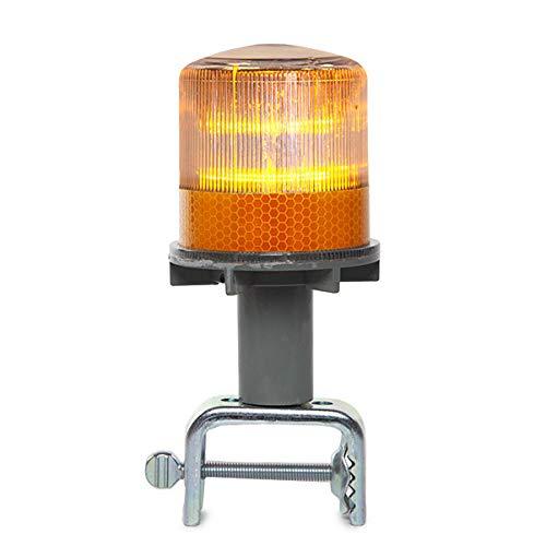 Greenice | Baliza Solar LED Señalización - Amarillo
