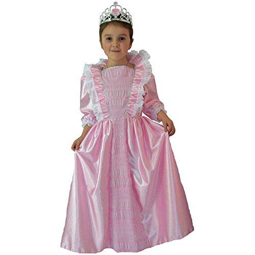 Panache Blanc - A1502293 - Déguisement pour Enfant - Panoplie Princesse