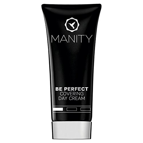 """MANITY """"BE PERFECT 1"""" hell Covering Day Cream 40 ml - Getönte Tagescreme (BB Creme, CC Creme,..."""