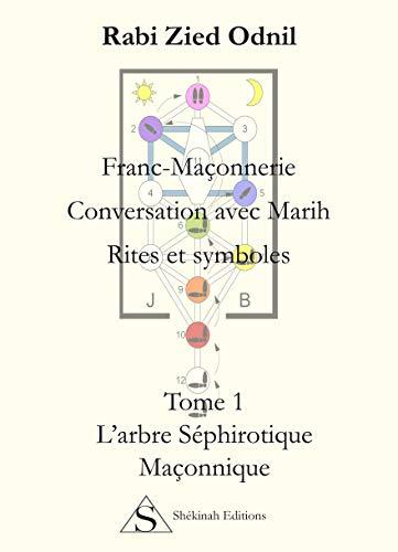 Franc-Maçonnerie : Conversations avec Marih, Rites et symboles : Tome 1, L'arbre séphirotique maçonnique