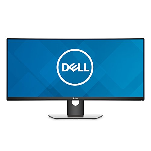 Dell P3418HW 34' Curved Monitor - P Series