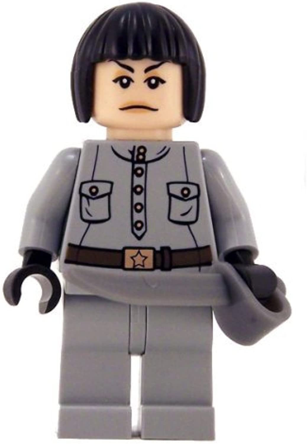 Irina Spalko  LEGO Indiana Jones Figure