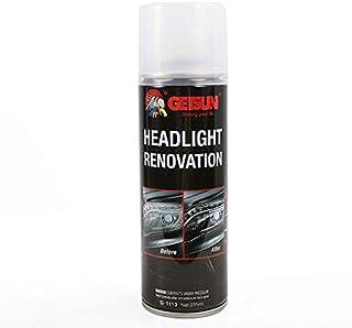 Getsun Car Headlight Renovation, 235ML, G-1113