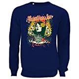Heartbreaker Star Illuminati All Seeing Eye Lady Unisex Pullover Sweater Sweatshirt X-Large...