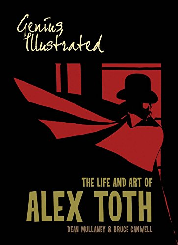 Image of Genius, Illustrated: The Life and Art of Alex Toth