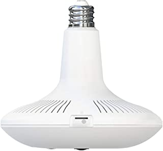 Wireless Light Bulb Surveillance Camera HD WiFi Network Intelligent Panoramic Security Home Care Baby,1.3million960P(nocard)