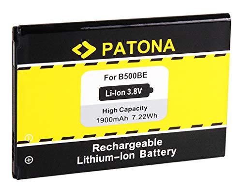 Batería EB-B500BE | EB-B500BU para Samsung Galaxy S4 Mini | Galaxy S4 Mini Duos | Galaxy S4 Mini LTE | GT-i9190 | GT-i9192 | GT-i9195 | GT-i9198 y mucho más… [ Li-ion, 1900mAh, 3.8V ]