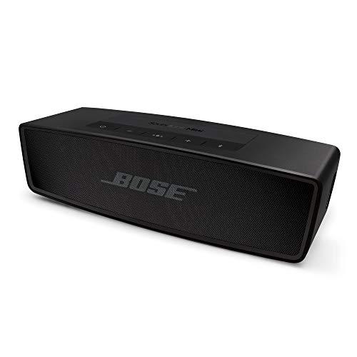 Bose SoundLink Mini Bluetooth speaker II ポータブルワイヤレススピーカー スペシャルエディション トリプルブラック