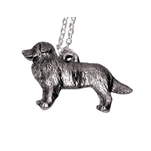 Australian Shepherd Dog Necklace 1524