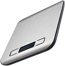 Balança de Cozinha Digital Alta Precisão 1g em Aço Inox Casa