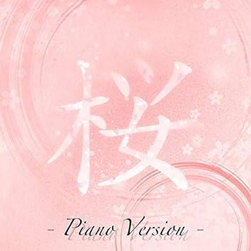Cherry Blossom Petals (Piano Version)