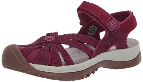 Keen Rose Sandal - Scarpe da Trekking da Donna, Multicolore (Multicolore), 39 EU