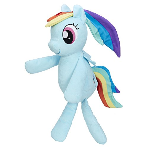 My Little Pony Friendship is Magic Rainbow Dash Huggable Plush
