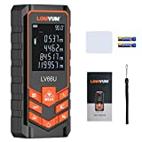 Laser Measure,LOMVUM 164ft 50m Digital Laser...