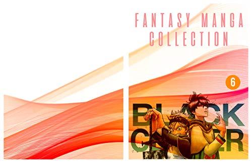 Fantasy manga collection: BlackCloverManga Vol 6 (English Edition)