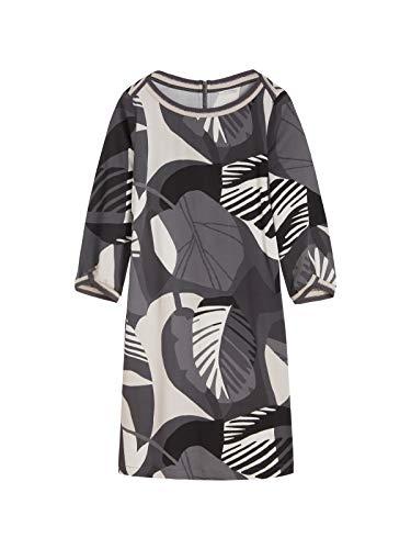 Sandwich Damen Kleid mit organischem Print