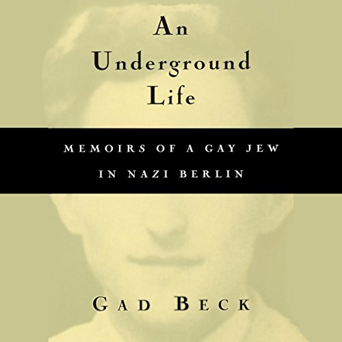 An Underground Life audiobook cover art