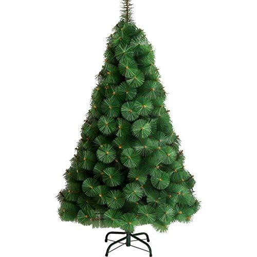 GY Sapin de Noël-Sapin de Noël Artificiel Toutes Occasions Vert Aiguille en pin avec Support en métal /+-+/ (Taille : 180cm)