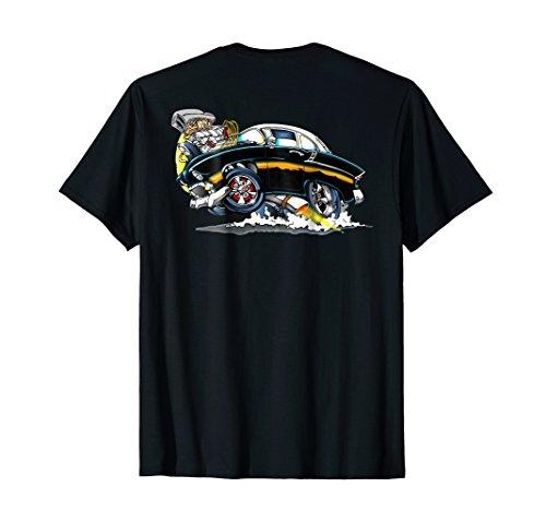 Hot Rod Retro T-Shirt! A Blast from…