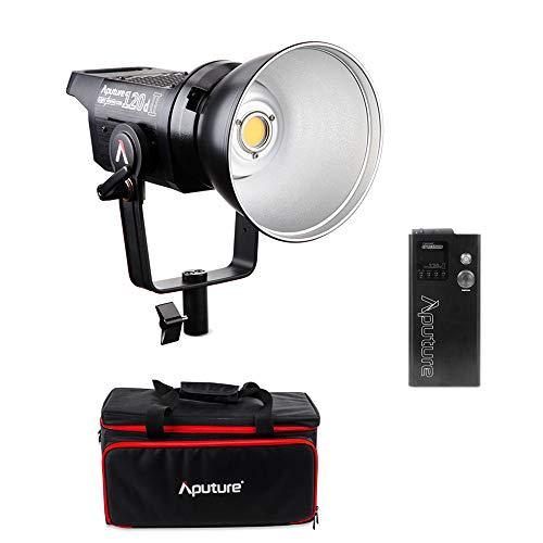 Aputure 120d II LED Light Ultimate...