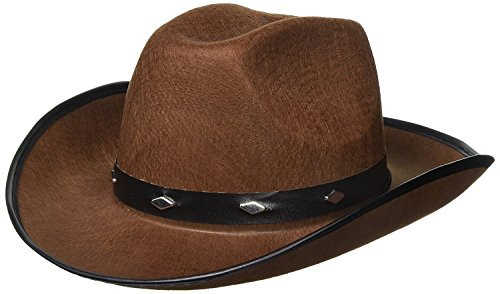 Kangaroo Cowboy Hat (Brown)