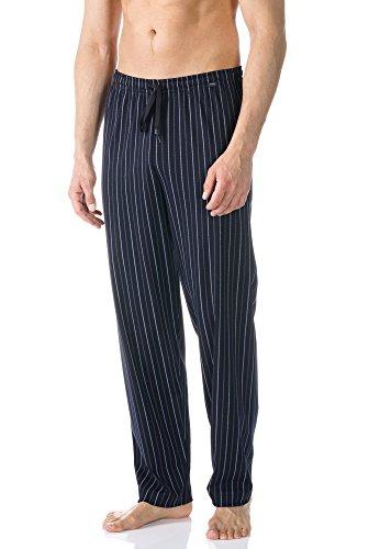 Mey Night Basic Lounge Herren Homewear Hosen Blau 48