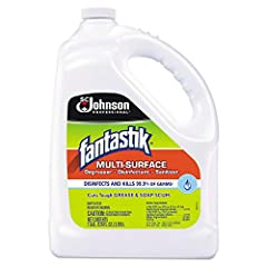 Fast-acting ingredients quickly kill 99.9% of germs to reduce cleaning time