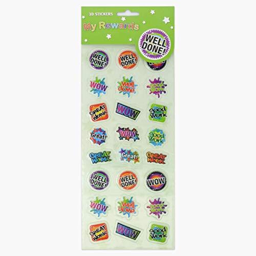 Fun Stickers 3D Rewards 1512
