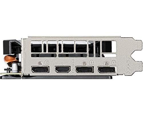 MSI GeForce RTX 2060 VENTUS VS 6G ingressi dp e hdmi