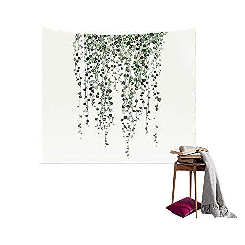 HANSHI tropischer Wandteppich Palm Natürliche Landschaft zu Hause genießen Wandtuch Wandbehang Wand Dekoration Tischdecke Strandtuch Schöne Wanddeko HYC23(12#)