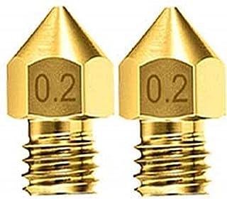 MK8 Extruder Nozzle 0.2mm
