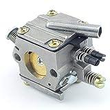 WANWU Carburador carburador piezas de repuesto para motosierra Stihl 038 MS380 MS381 sustituye a Tillotson HE-19A 1119-120-0650.