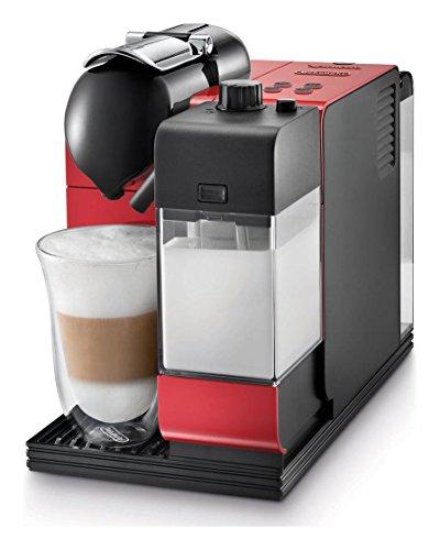 De Longhi EN521R Nespresso Lattissima più caffè - Red