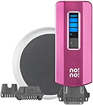no!no!® PRO Hair Removal System Basic Kit (Pink