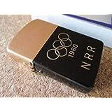 オイルライター 東京オリンピック招致記念 1960 NRRSKK TOKYO 50 五輪 ZIPPO型 ジッポータイプ 廃版 デッドストック
