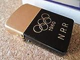 オイルライター 『東京オリンピック招致記念 1960 NRR』SKK TOKYO 50 五輪 ZIPPO型 ジッポータイプ 廃版激レア 未使用品 デッドストック