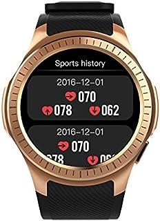 JIAYOUNX Fitness Tracker,Elegante Reloj De Pista De Movimiento Vigilancia De La Salud Gps Posicionamiento Beidou Tarjeta Teléfono Estudiante Adulto