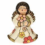 THUN - Angelo della Mamma Limited Edition 2021 - I Classici, Figure - Idea Regalo Mamma - Linea Mamma Simply You - Ceramica - 12,5x11,5X h 16 cm