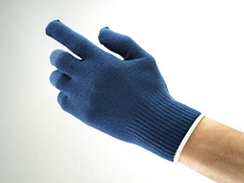 Ansell ActivArmr 78-102 Guanti da Lavoro Multiuso, Comfort e Protezione dal Freddo, Contatto Alimentare, Taglia 9/L (12 Paia)