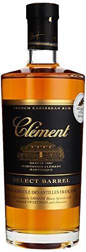 Clément Rhum Agricole Select Barrel (1 x 0.7 l)