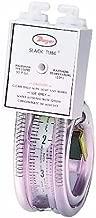 Dwyer Slack Tube Series 1211 Handy Roll-Up Manometer, Pressure Range 18-0-18