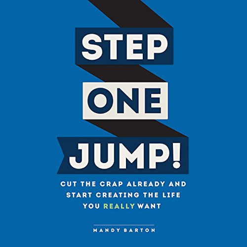 Step One: Jump audiobook cover art