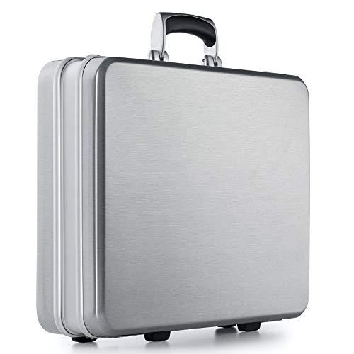 bwh Koffer Aktenkoffer SKR Unique Case Typ 1 Silbergrau