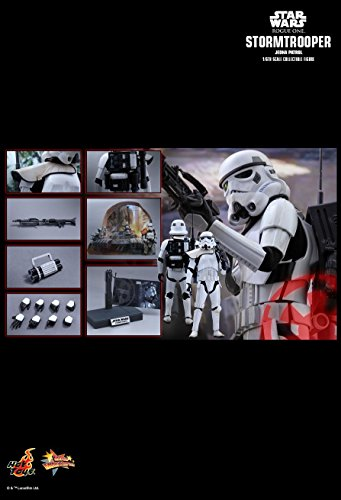Star Wars: Rogue One - Stormtrooper Jedha Patrol Action Figure 1:6 Scale image