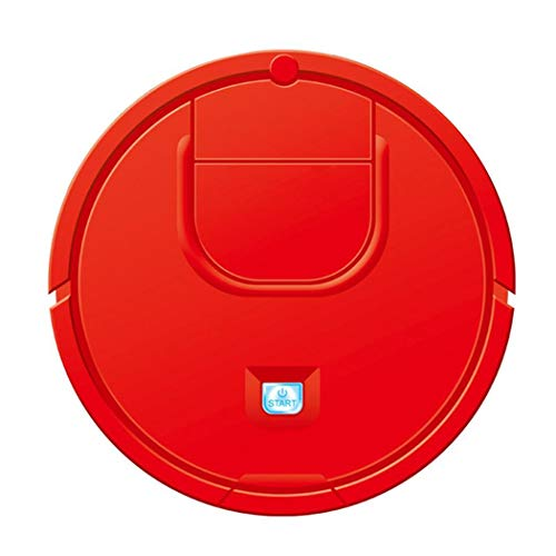 HUAXU Robot Vacuum Cleaner, 1800PA Strong Suction Automatic Bot Self Detects Stairs Pet Hair Allergies...