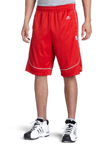 Zipway NBA Chicago Bulls Red Shooter Shorts, Herren, rot, X-Large