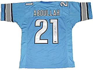 detroit lions ameer abdullah jersey