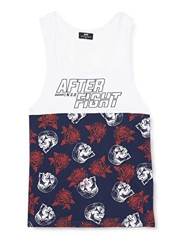 Inside 9CFT06 Camiseta, 90, XL para Hombre